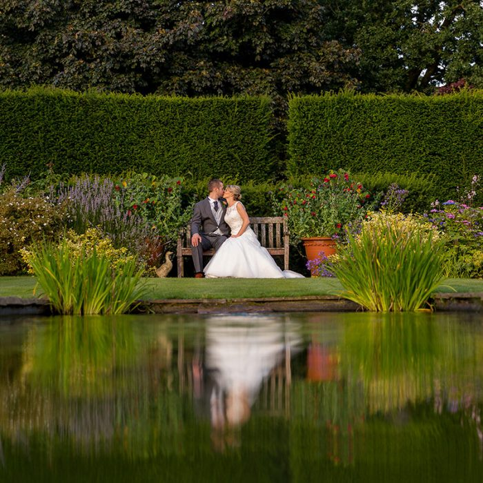Great Budworth Church and Abbeywood Estate Wedding Photographer