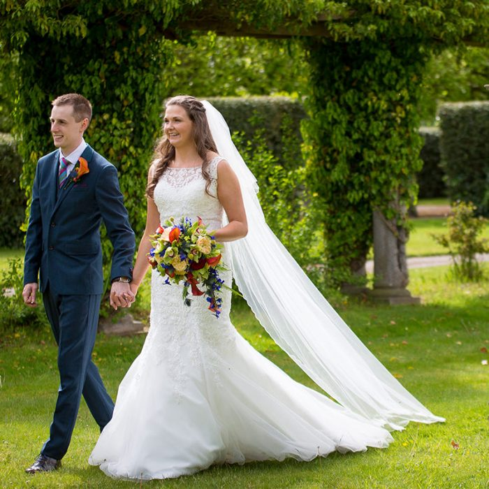 Thornton Manor Wedding Photography - Simon and Emily