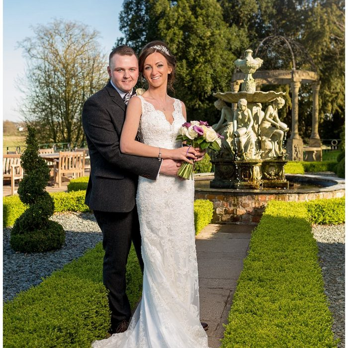 Weston Hall Wedding Photographer - Emma and Sam