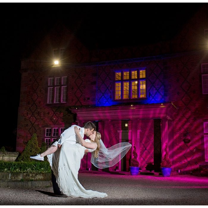 Willington Hall Wedding Photography - Beth and Simon