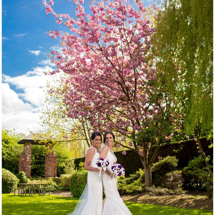 A Beautiful Spring Wedding on the Wirral