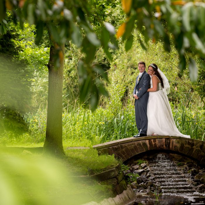 Cranage Estate Wedding Photographer - Mr and Mrs Bennion