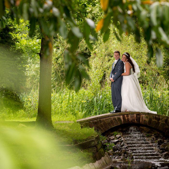 Cranage Estate Wedding Photographer - Mr and Mrs Bennion