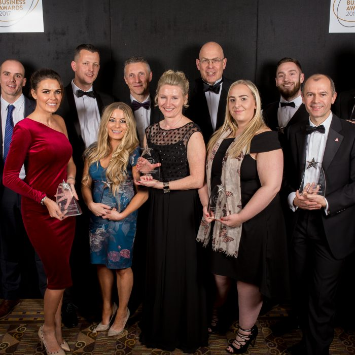 South Cheshire Chamber of Commerce Business Awards 2017