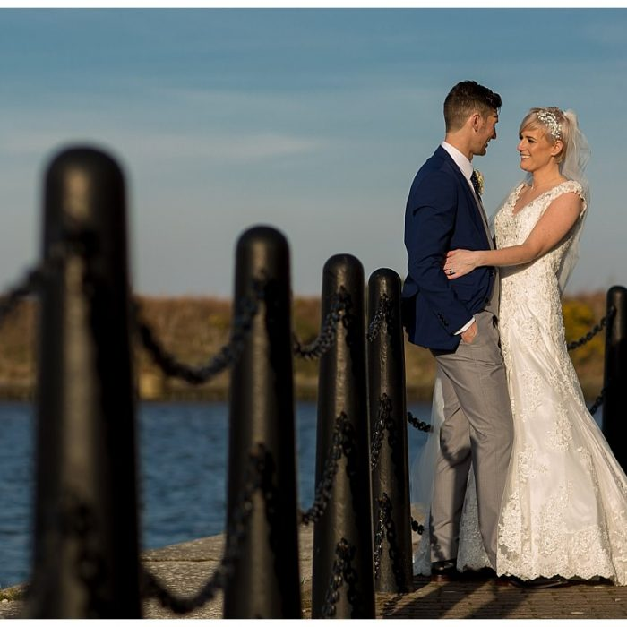 Sunny Winter Wedding in Cheshire