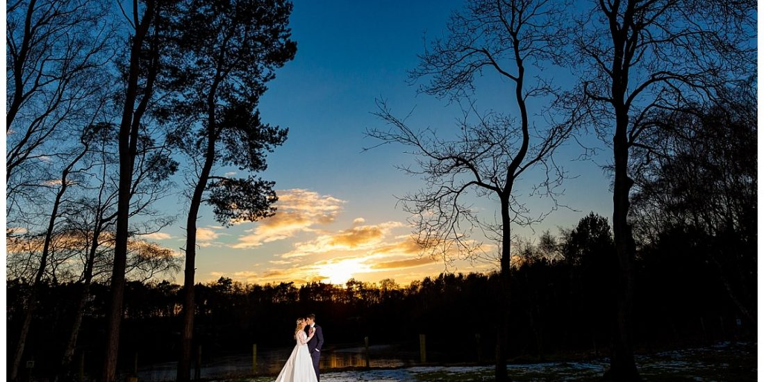 Winter Wedding Nunsmere Hall Hotel
