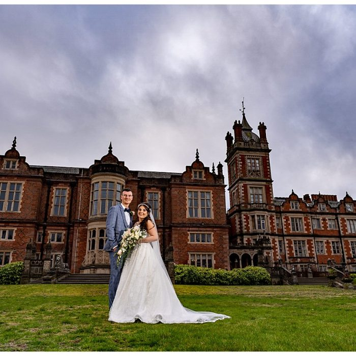 Crewe Hall Wedding - Laura and Edward