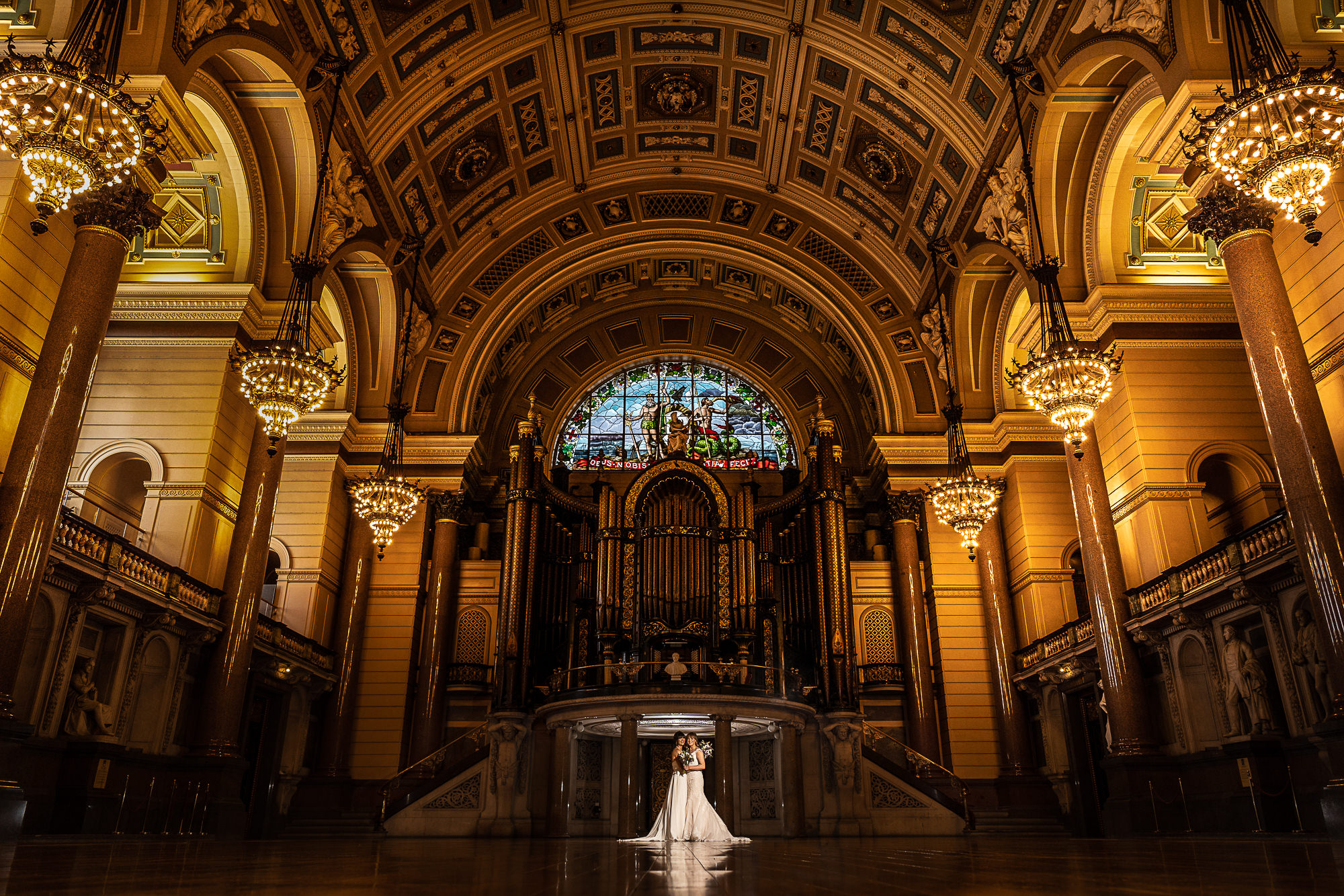 The Great Hall St George's Hall